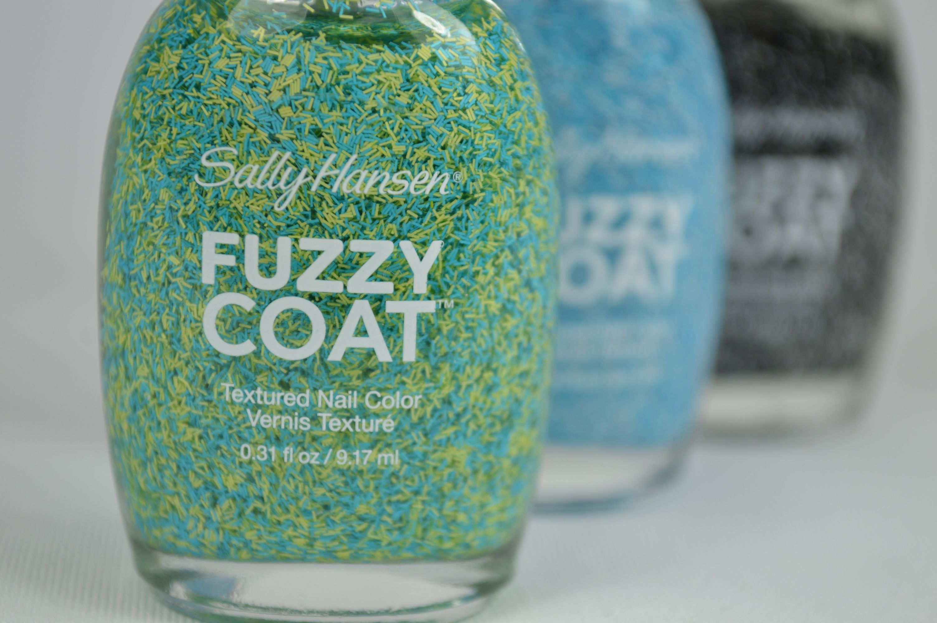 Sally Hansen Nagellack Fuzz-Sea Fuzzy Coat