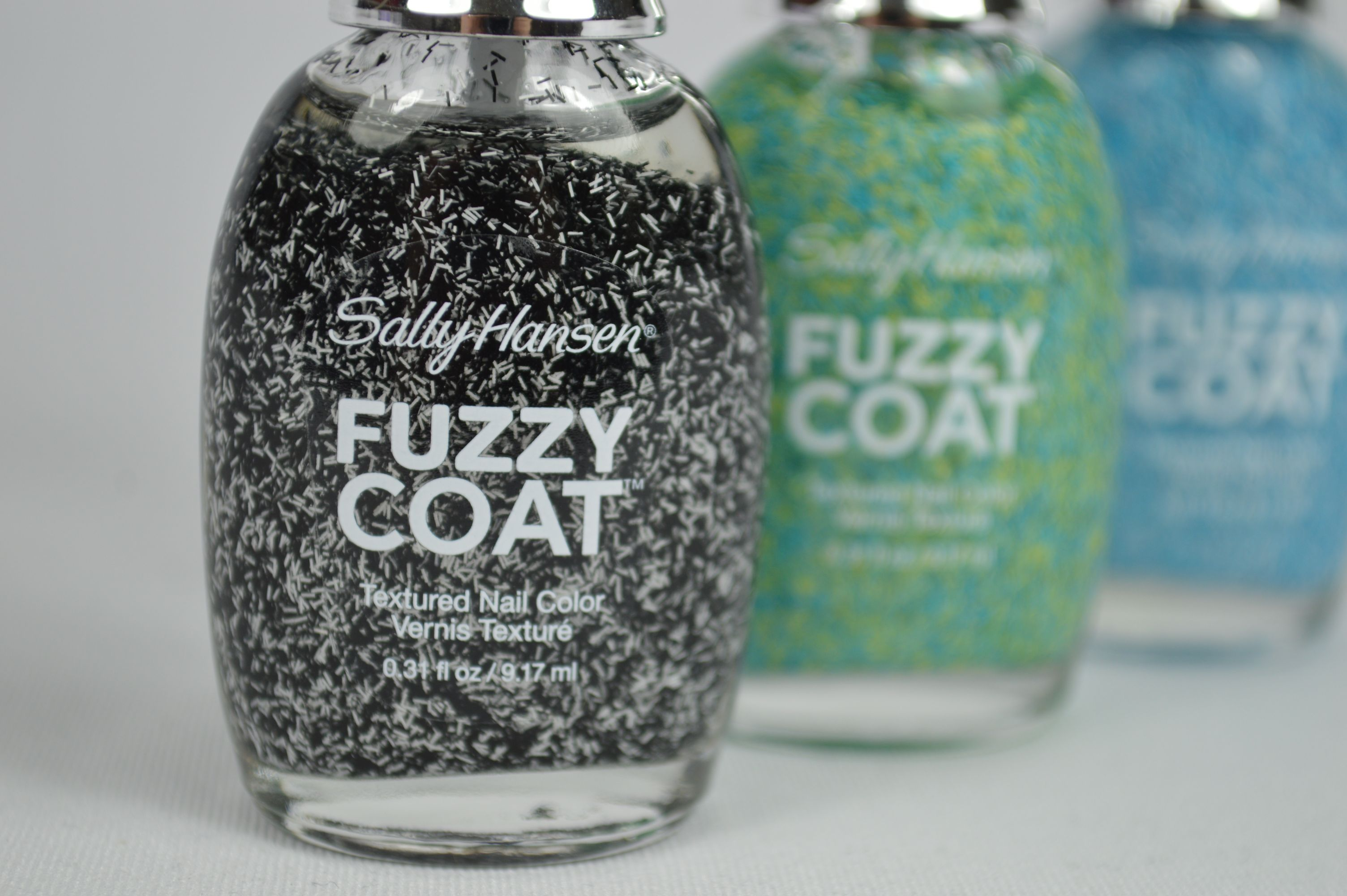 Sally Hansen Nagellack Tweedy Fuzzy Coat