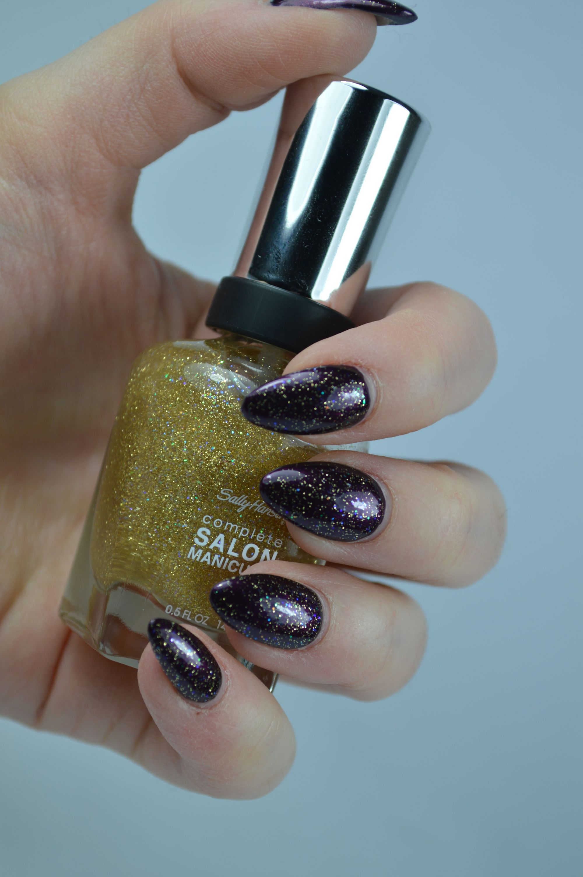Sally Hansen Starcrossed Review