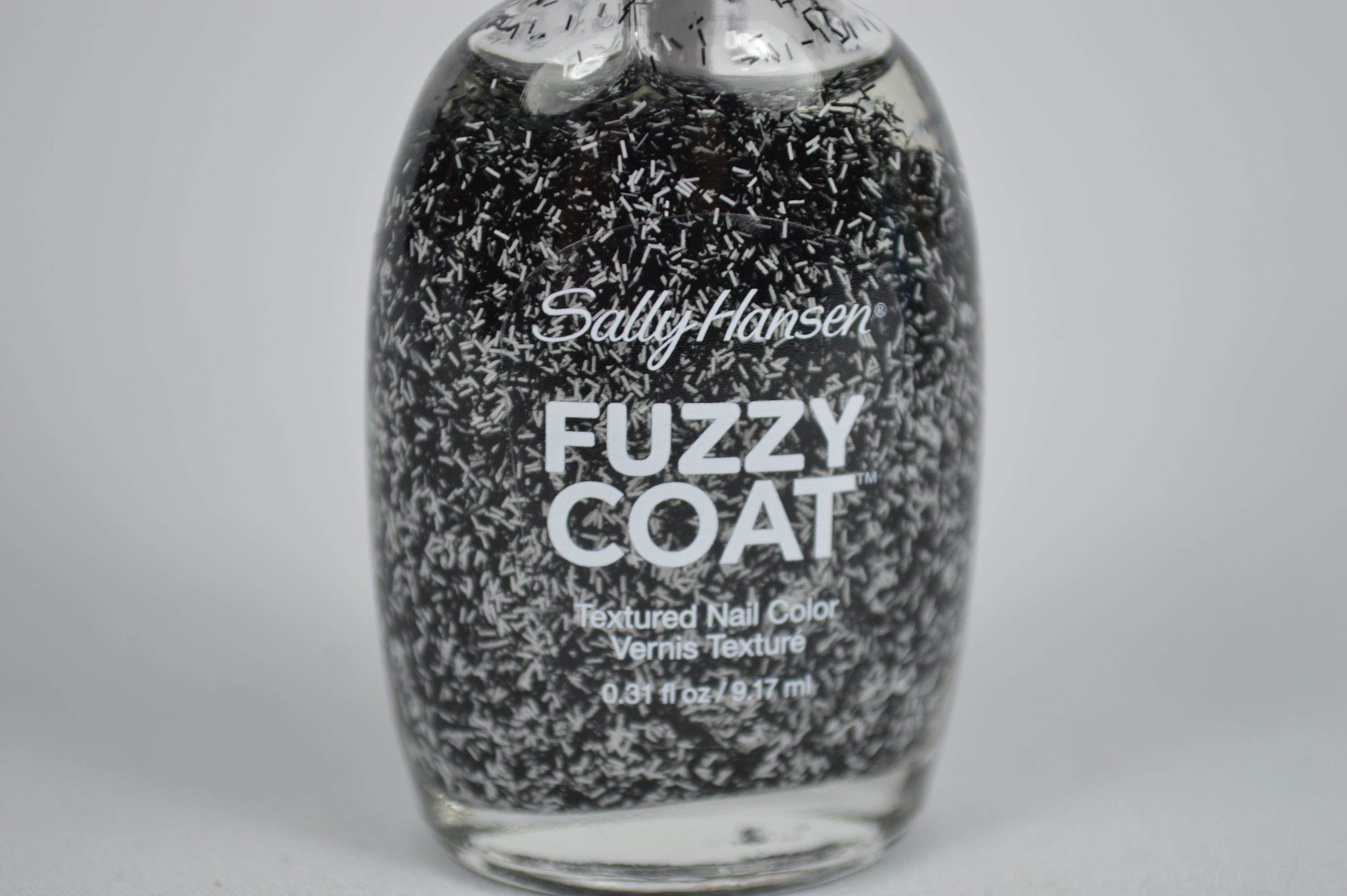 Sally Hansen Tweedy Fuzzy Coat